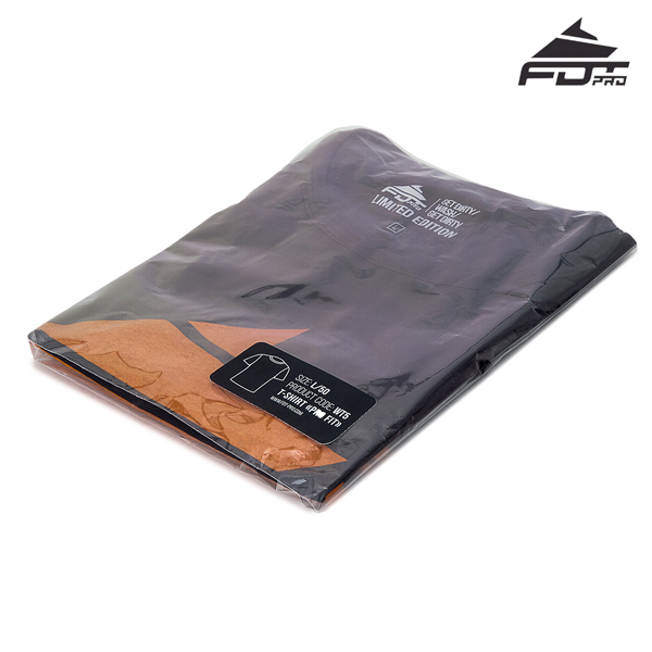 Packed Professional T-shirt Dark Grey