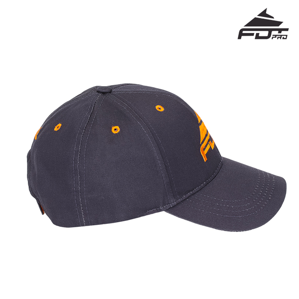Finest Quality Easy to Adjust Snapback Cap for Dog Walking